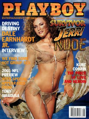 Playboy - September 2001