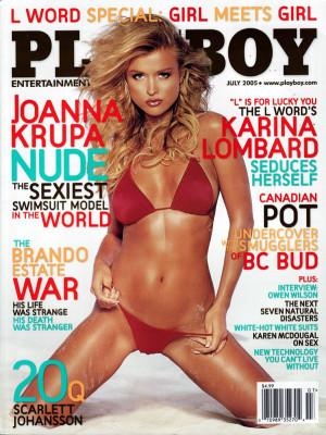Playboy - July 2005