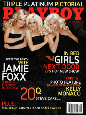 Playboy - November 2005