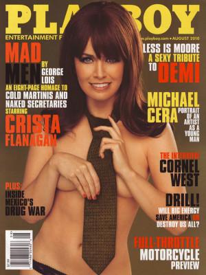Playboy - August 2010