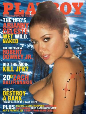Playboy - November 2010