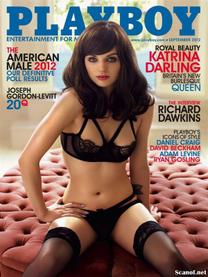 Playboy - September 2012