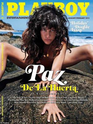 Playboy - January/February 2013