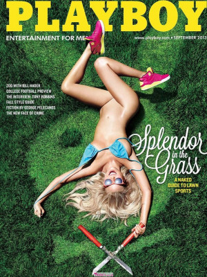 Playboy - September 2013