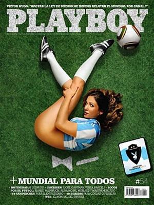 Playboy Argentina - Playboy (Argentina) Jun 2010