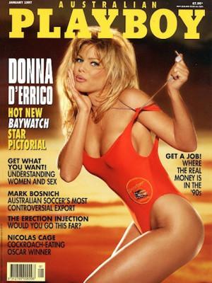 Playboy Australia - Jan 1997