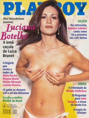 Playboy Brazil - Feb 1997