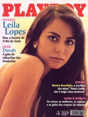 Playboy Brazil - March 1997
