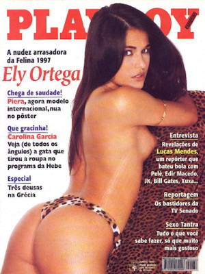 Playboy Brazil - June 1997