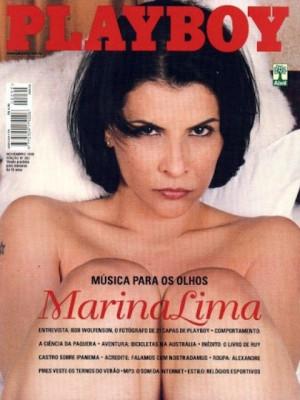 Playboy Brazil - Nov 1999
