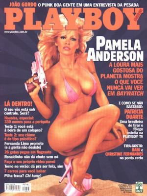 Playboy Brazil - Oct 2001