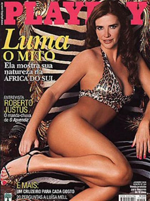 Playboy Brazil - Jan 2005