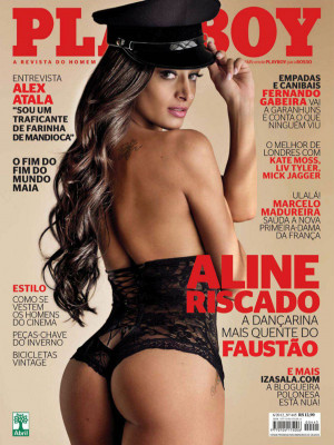 Playboy Brazil - June 2012