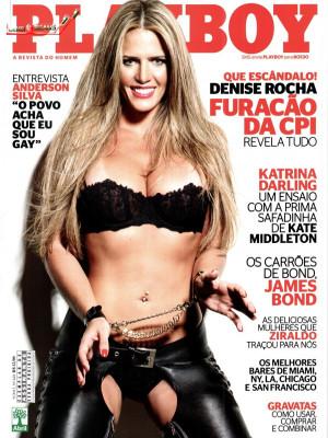 Playboy Brazil - Sept 2012