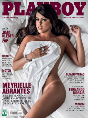 Playboy Brazil - Nov 2013