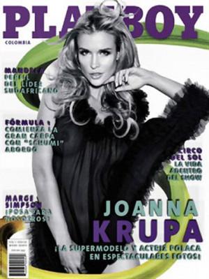 Playboy Colombia - Feb 2010