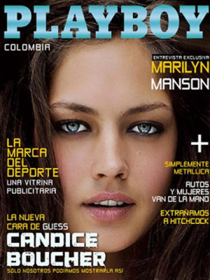 Playboy Colombia - Apr 2010