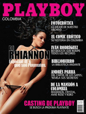 Playboy Colombia - Sep 2010
