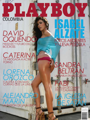 Playboy Colombia - Oct 2010