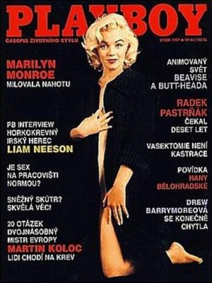Playboy Czech Republic - Playboy (Czech) Feb 1997