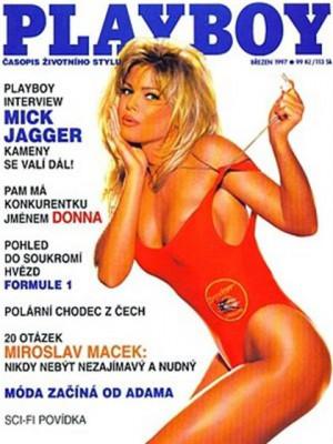 Playboy Czech Republic - Playboy (Czech) Mar 1997