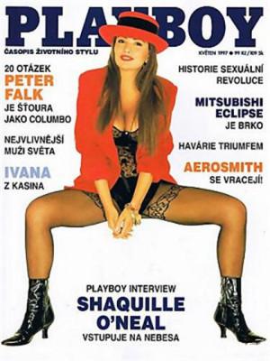 Playboy Czech Republic - Playboy (Czech) May 1997