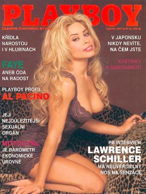 Playboy Czech Republic - Playboy (Czech) Jun 1997