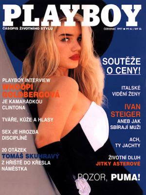 Playboy Czech Republic - Playboy (Czech) Jul 1997
