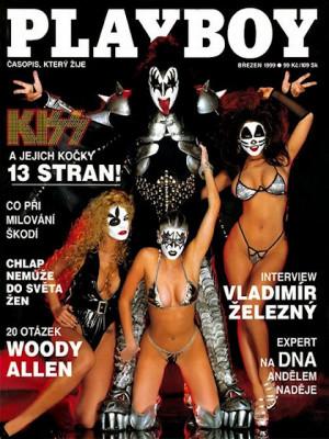 Playboy Czech Republic - Playboy (Czech) Mar 1999