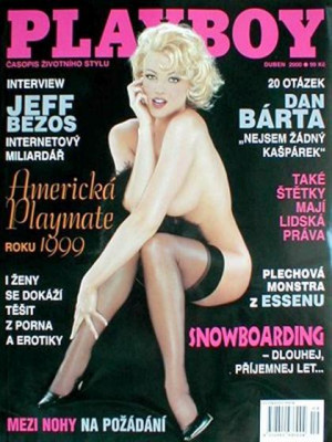 Playboy Czech Republic - Playboy (Czech) Apr 2000