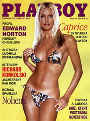 Playboy Czech Republic - Playboy (Czech) Jun 2000