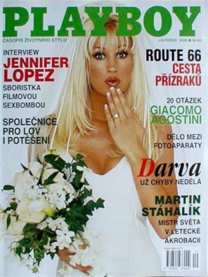 Playboy Czech Republic - Playboy (Czech) Nov 2000