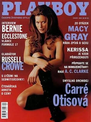 Playboy Czech Republic - Playboy (Czech) Feb 2001