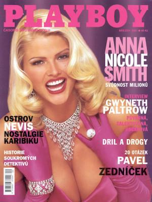 Playboy Czech Republic - Playboy (Czech) Mar 2001