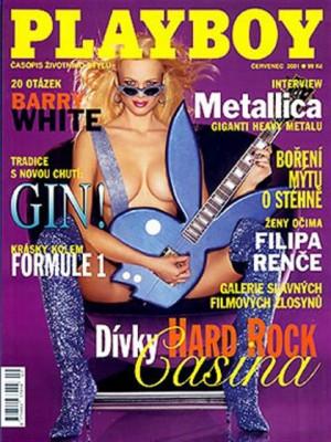 Playboy Czech Republic - Playboy (Czech) Jul 2001