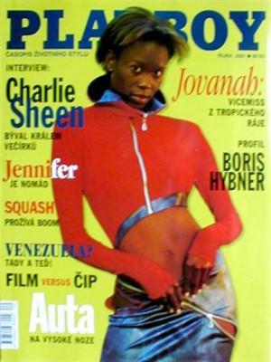 Playboy Czech Republic - Playboy (Czech) Oct 2001