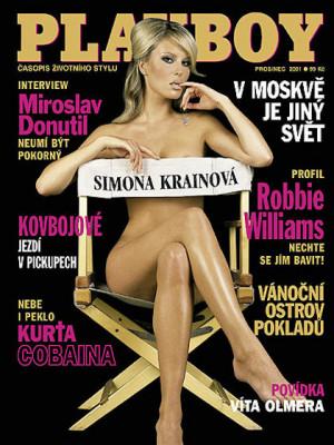 Playboy Czech Republic - Playboy (Czech) Dec 2001