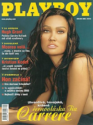 Playboy Czech Republic - Playboy (Czech) Mar 2003