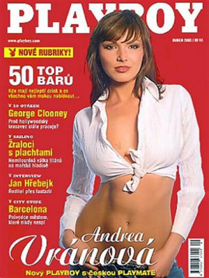 Playboy Czech Republic - Playboy (Czech) Apr 2003
