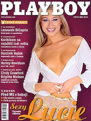 Playboy Czech Republic - Playboy (Czech) May 2003