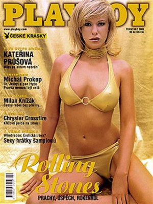 Playboy Czech Republic - Playboy (Czech) Jul 2003