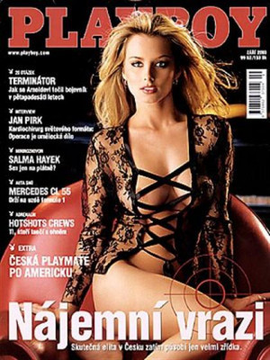 Playboy Czech Republic - Playboy (Czech) Sep 2003