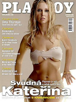 Playboy Czech Republic - Playboy (Czech) Nov 2003