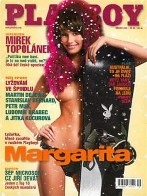 Playboy Czech Republic - Playboy (Czech) Mar 2005