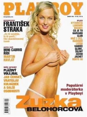 Playboy Czech Republic - Playboy (Czech) Apr 2005