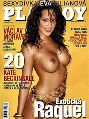 Playboy Czech Republic - Playboy (Czech) Feb 2006