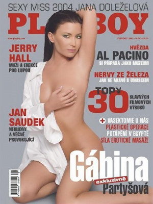Playboy Czech Republic - Playboy (Czech) Jul 2006
