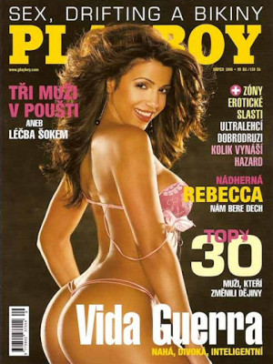 Playboy Czech Republic - Playboy (Czech) Aug 2006