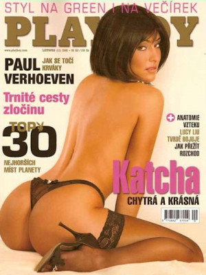 Playboy Czech Republic - Playboy (Czech) Nov 2006
