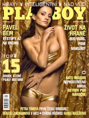 Playboy Czech Republic - Playboy (Czech) Jan 2009